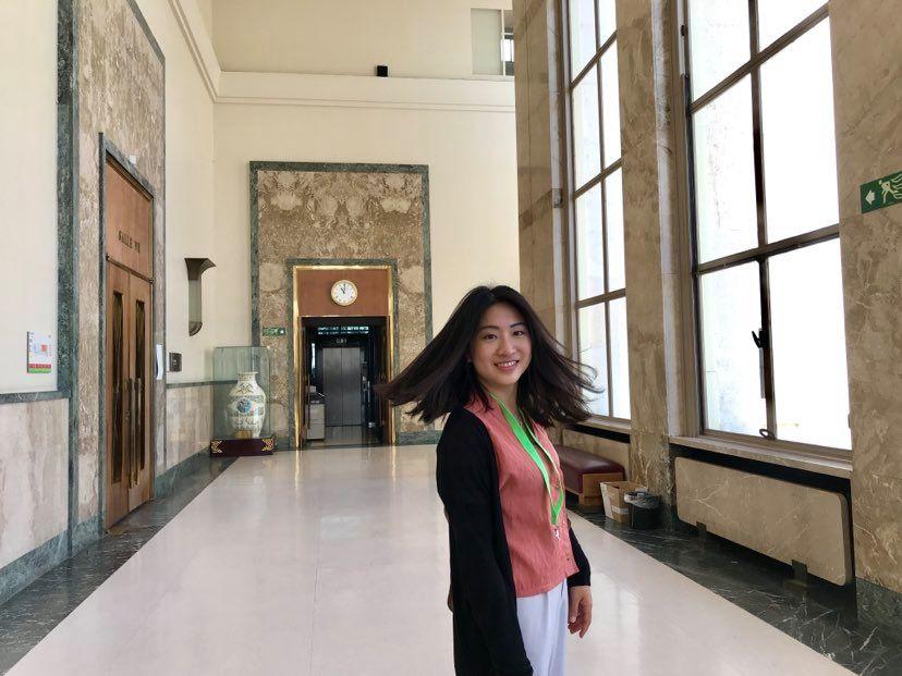 Peggy Wu, CSR Analyst