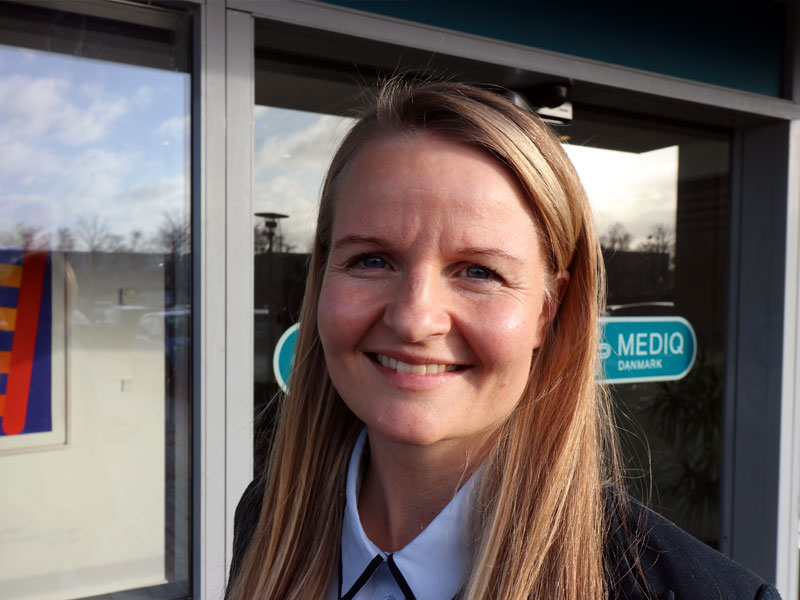 Louise, Product Specialist, Nutrition